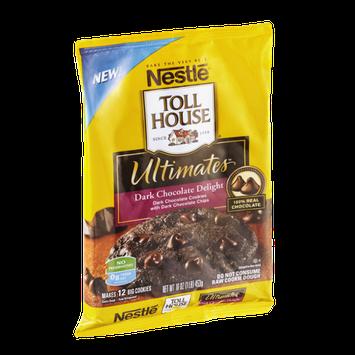 Nestlé® Toll House®  Ultimates Raw Cookie Dough Dark Chocolate Delight