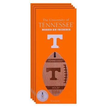 Ncaa Tennessee Volunteers 4pk Wooden Football Air Fresheners