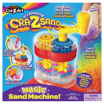Cra-z-art Cra-Z-Sand Magic Sand Machine