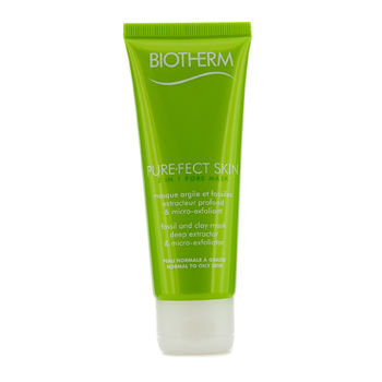 Biotherm Purefect Skin 2 in1 Pore Mask-NO COLOUR-75 ml