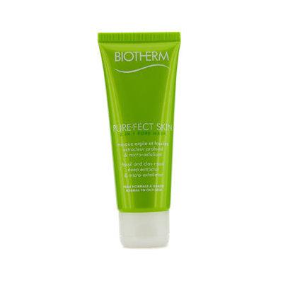 Biotherm Purefect Skin 2 in1 Pore Mask-NO COLOUR-75 ml