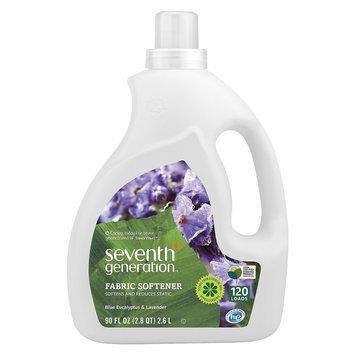 Seventh Generation Lavender Fabric Softener 90FlOz