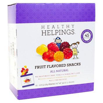 Healthy Helpings Fruit Flavored Snacks 0.8 oz 45 ct