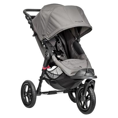 Baby Jogger City Elite Single Stoller - Gray