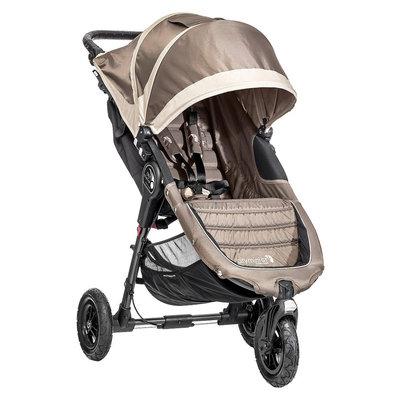 Baby Jogger Baby Stroller Jogger City Mini GT Single - Sand/Stone
