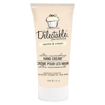 Be Delectable by Cake Beauty Vanilla & Cream Mini Hand Cream