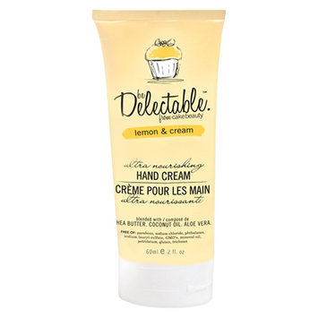 be Delectable from Cake Beauty Lemon & Cream Mini Hand Cream