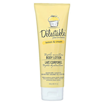 be Delectable from Cake Beauty Lemon & Cream Body Lotion