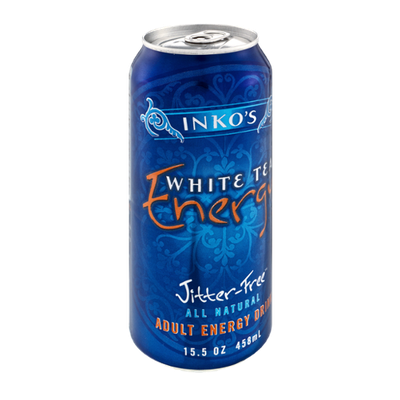 Inko's Jitter-Free Adult Energy Drink White Tea