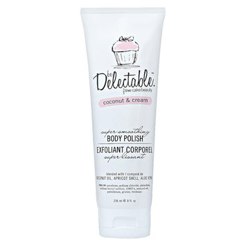 be Delectable from Cake Beauty Coconut & Cream Body Polish