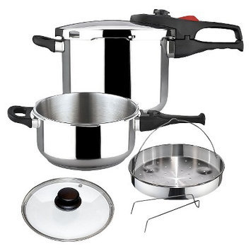Magefesa Practika Plus Stainless Steel 6 Piece Set