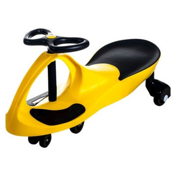 Lil' Rider Wiggle Car Ride-on Toy - Yellow (8.9 Lb)