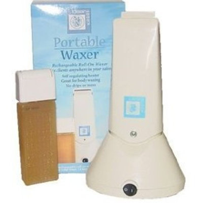 Clean & Easy Portable Rechargeable Roll-on Waxer