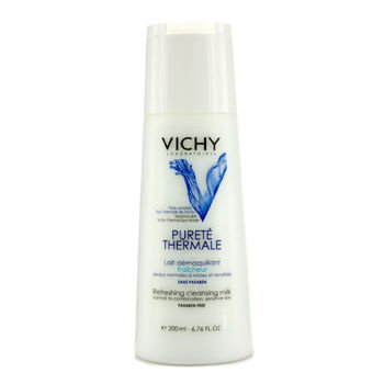 VICHY PURETE THERMAL INTENSIVE CLEANSING MILK NORMAL TO COMBINATION SKIN 200ML