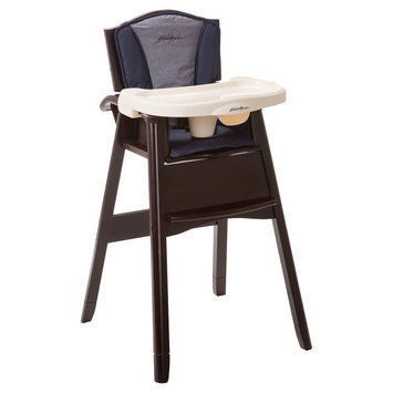 Eddie Bauer High Chair Deluxe 2 in 1 - Onyx