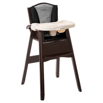 Eddie Bauer High Chair Deluxe 2 in 1 - Twilight Blue