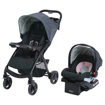 Graco Verb Click Connect Travel System - Hannah