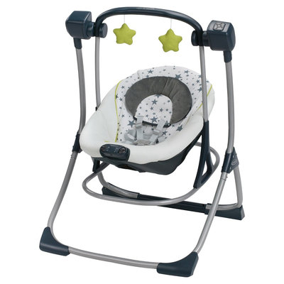 Graco Cozy Duet Swing - Shine