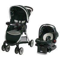 Graco FastAction Fold Travel System - Milan