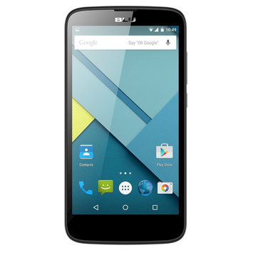 Blu - Studio G 4g Cell Phone With 4GB Memory (unlocked) - Black