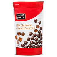 Market Pantry 11 oz. MP Chocolate Covered Mini Caramels