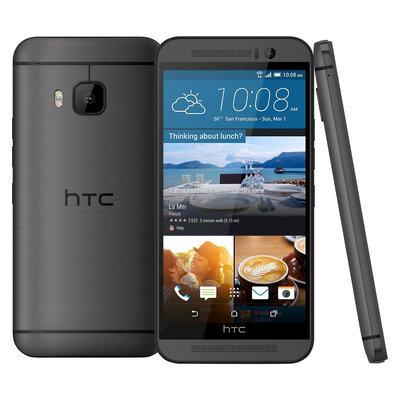Htc - One (m9) 4g With 32GB Memory Cell Phone - Gunmetal Gray (verizon Wireless)