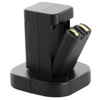 Nyko Gaming Controller Charger USB - Powered Charging - Black (Nintendo Wii U)