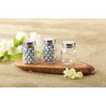 Kate Aspen Glass Mini Mason Jar - Set of 12