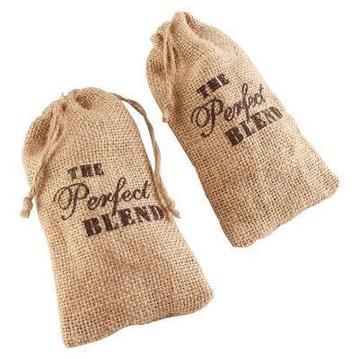 Kate Aspen The Perfect Blend Burlap Bag - Set of 12