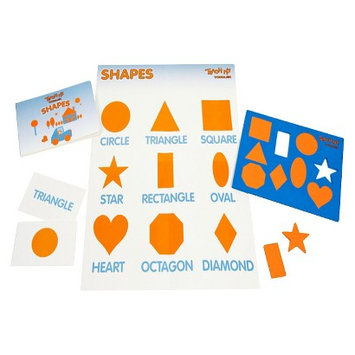 Teach My Toddler Shapes - ITG COMMUNICATIONS INC.