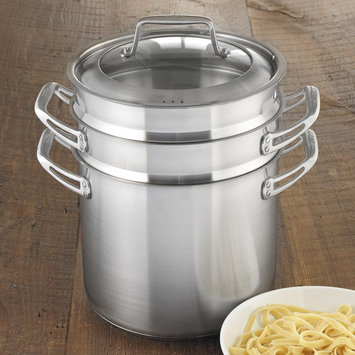 Chefs 4 Piece Stainless Steel Multi-Pot (10 quart)