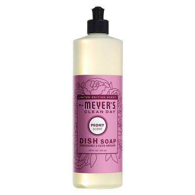 Mrs. Meyer's Clean Day Peony Dish Soap