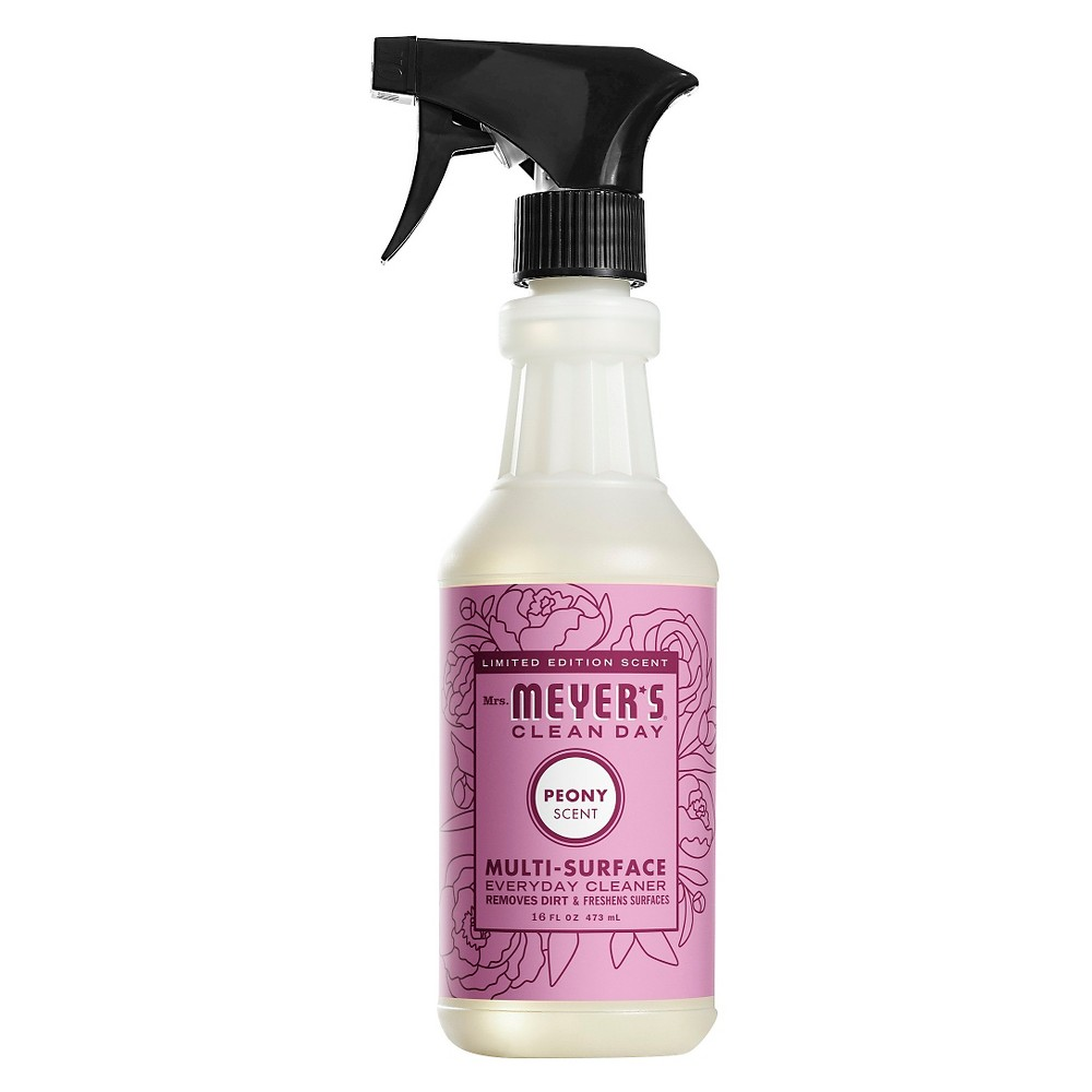 Mrs. Meyer's Clean Day Peony Multi-Surface Cleaner