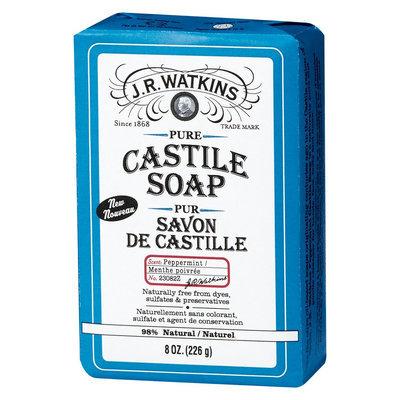 J.r. Watkins J.R.Watkins Peppermint Castile Soap - 8 oz