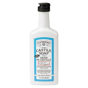 J.R. Watkins Liquid Soap, Peppermint Castile, 11 Fluid Ounce