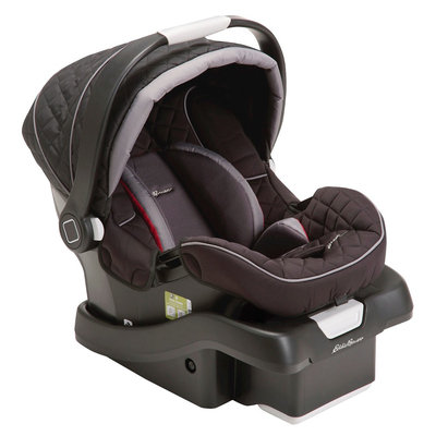 Eddie Bauer Sure Fit II Infant Car Seat - Salsa Red