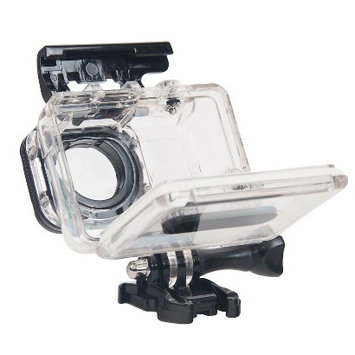 Bower Xtreme Action Series Waterproof Dive Housing with Lens for