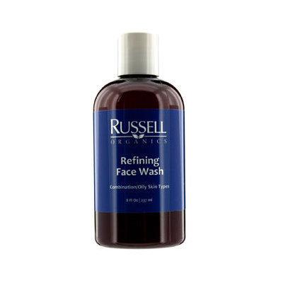 Russell Organics Refining Face Wash