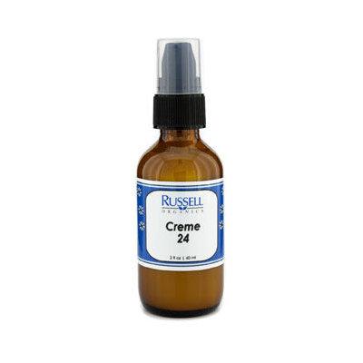 Russell Organics Creme 24 Face Cream