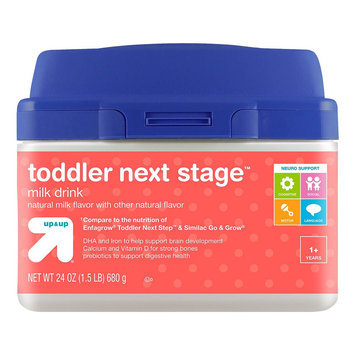 up & up Toddler Next Stage Formula - 24oz