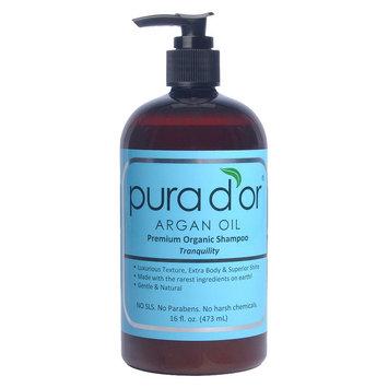 Pura d'or Organic Tranquility Shampoo
