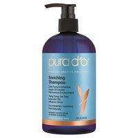 Pura d'or Enriching Shampoo - 16oz