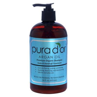 Pura d'or Organic Scalp & Dandruff Shampoo