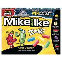 Just Born Mike & Ike Zours Sour Candy 3.6 oz.