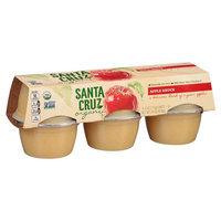 Smucker's Santa Cruz Organic Apple Sauce 4 oz