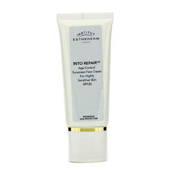 Esthederm Into Repair Sun Intolerance Sunscreen Face Cream 50ml/1.6oz