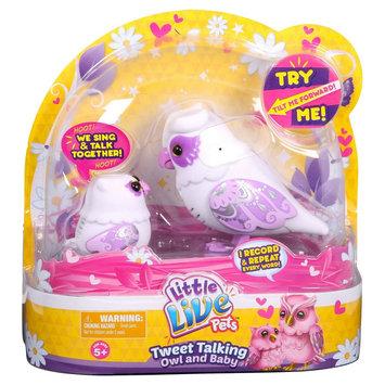 Moose Toy LLP Owl & Baby Pk - Graceling Family