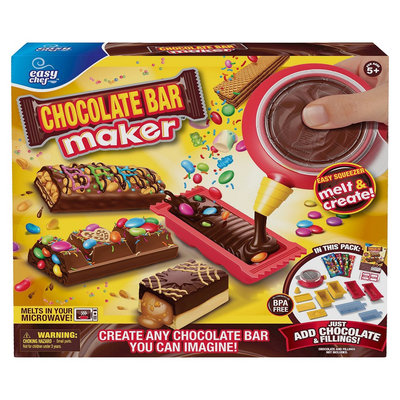Moose Toys easy chef Chocolate Bar Maker