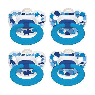 Nuk 2-pk. Orthodontic Pacifiers (Blue)