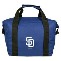 Mlb San Diego Padres 12 Pack Kooler Bag